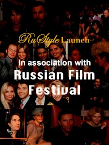 Launch with Russian Film Festival