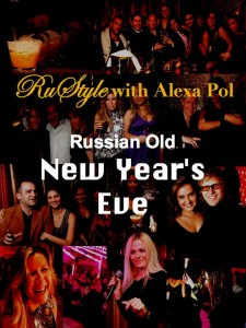 Russian Old New Year Eve